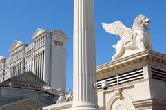 Caesars slott Las Vegas Arkivbilder