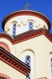 En detalj på Fruskaen Gora Monastery Royaltyfri Fotografi