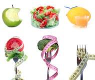 En dieta Foto de archivo libre de regalías