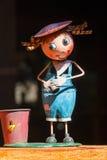 En docka, a-docka av Thailand Royaltyfri Fotografi