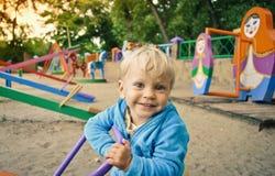 En el área del niño Imagen de archivo