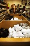 En el almacén Fotografía de archivo