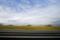 En el camino fotografía de archivo libre de regalías