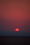 En el camino al mar muerto, Jordania, Oriente Medio Fotografía de archivo