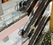 En el centro comercial Imagen de archivo