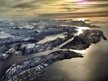 En el cielo Imagen de archivo libre de regalías