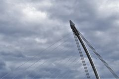 En el cielo Fotos de archivo