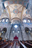 En el corazón de la abadía Fotografía de archivo