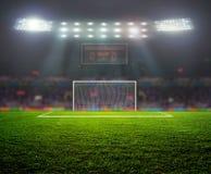 En el estadio. Imagen de archivo