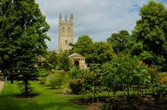 En el jardín inglés Fotos de archivo libres de regalías