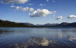 En el lago. Foto de archivo libre de regalías