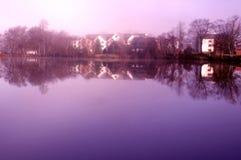 En el lago Foto de archivo libre de regalías