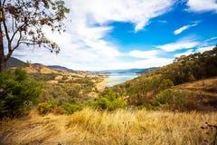 En el lago Blowering Australia Imagenes de archivo