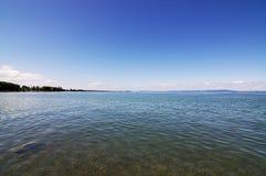 En el lago de Constance Imágenes de archivo libres de regalías