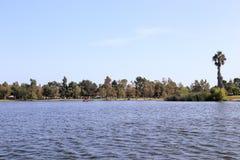 En el lago del parque regional del este del EL Dorado Imagenes de archivo