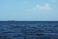 En el mar Fotos de archivo