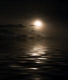 En el mar Imagen de archivo libre de regalías