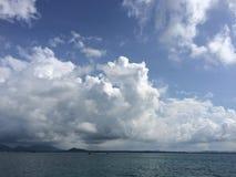 En el mar Fotos de archivo libres de regalías