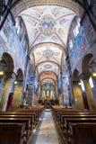 En el medio de la abadía Imagenes de archivo