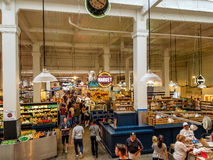En el mercado Foto de archivo