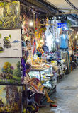 En el mercado de la noche de Siem Reap, Camboya Foto de archivo libre de regalías