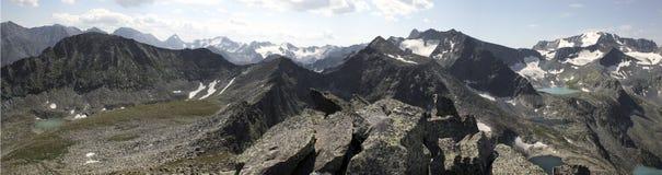 En el mundo de rocas. Foto de archivo libre de regalías