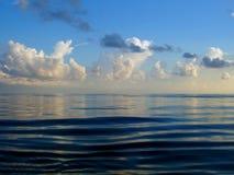 En el océano Imagen de archivo