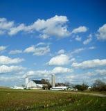 En el país en la granja Imágenes de archivo libres de regalías