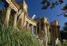 En el palacio Imagen de archivo