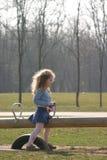 En el parque Imagen de archivo libre de regalías