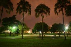 En el parque Imagen de archivo