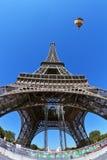 En el pie de la charca de la torre Foto de archivo