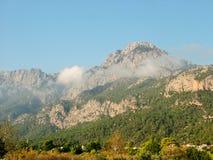 En el pie de Taurus Mountains Imágenes de archivo libres de regalías