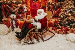 En el Polo Norte Fotos de archivo libres de regalías