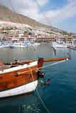 En el puerto deportivo Imágenes de archivo libres de regalías