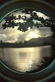 En el río de sueños quebrados Fotos de archivo libres de regalías