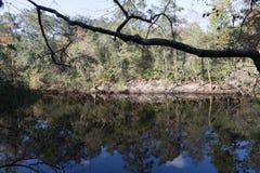 En el río Santa Fe Fotos de archivo libres de regalías