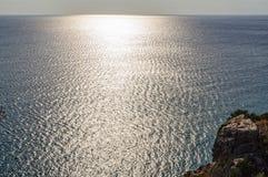 En el Sun - el Maratea Imágenes de archivo libres de regalías