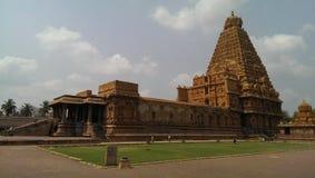 En el templo de la India Foto de archivo