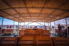 En el transbordador Estambul Imagen de archivo libre de regalías