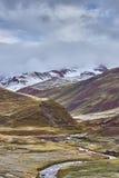 En el valle Foto de archivo