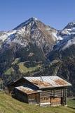 En el valle Medel Foto de archivo libre de regalías