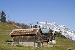 En el valle Medel Fotografía de archivo libre de regalías