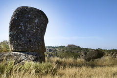 En enorm sten Royaltyfri Bild