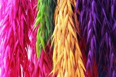 En färgrik textur Royaltyfria Foton