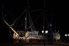 `en För ödesbestämdhet för skepp` den Goto, Arkivbild
