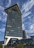 'En FÖRDÄMNING Toren fotograferade från turnerar fartyget, Nederländerna royaltyfria bilder