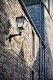 En fotogenlampa på den skotska sidan Fotografering för Bildbyråer