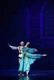 """En från för balett""""One tusen och en den hjärta Nights†en Royaltyfri Bild"""