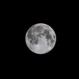 En fullmåne Arkivfoto